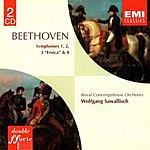 Wolfgang Sawallisch Symphonies Nos.1, 2, 3 'Eroica' & 8