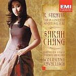 Sarah Chang Violin Concerto/Violin Sonata