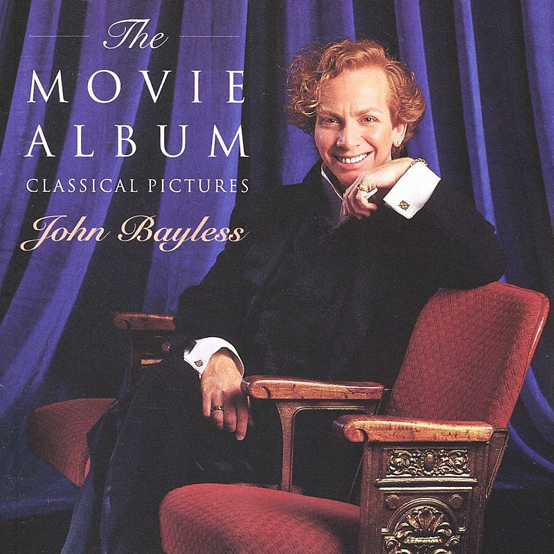 Cover Art: The Movie Album: Classical Pictures