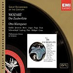 Otto Klemperer Great Recordings Of The Century: Die Zauberflote (Opera In Two Acts)