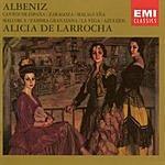 Alicia De Larrocha Cantos De Espana/Zaragoza/Malaguena/Mallorca/Zambra Granadina/La Vega/Azulejos