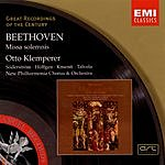 Otto Klemperer Great Recordings Of The Century: Missa Solemnis