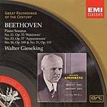 Walter Gieseking Piano Sonatas Nos.21,23,30, & 31