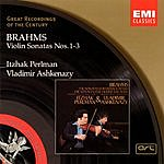 Itzhak Perlman Great Recordings Of The Century: Violin Sonatas Nos.1-3