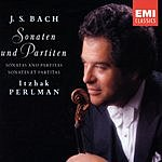 Itzhak Perlman Sonatas And Partitas