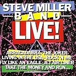 Steve Miller Band Steve Miller Live!