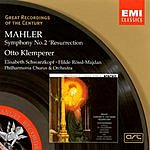 Otto Klemperer Great Recordings Of The Century: Symphony No.2 'Resurrection'