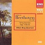 Alban Berg Quartet String Quartet Opp.131 & 132