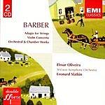 Leonard Slatkin Adagio For Strings/Violin Concerto/Orchestral & Chamber Works