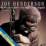 Joe Henderson The State Of The Tenor: Volumes 1 & 2