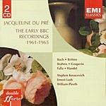 Jacqueline Du Pré The Early BBC Recordings 1961-65