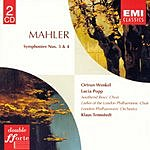 Klaus Tennstedt Symphony No.3 in D Minor/Symphony No.4 in G