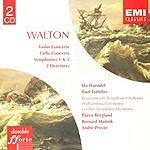 Paul Tortelier Violin Concerto/Cello Concerto/Symphonies 1 & 2/2 Overtures