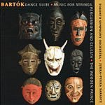 Jukka-Pekka Saraste Dance Suite/Music For Strings, Percussion & Celesta/The Wooden Prince