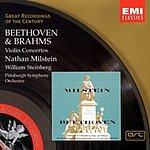 Nathan Milstein Great Recordings Of The Century: Violin Concertos