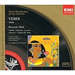 Riccardo Muti Great Recordings Of The Century: Aida (Opera In Four Acts)