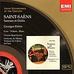 Georges Prêtre Great Recordings Of The Century: Samson Et Dalila (Opera In Three Acts)