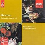 Simon Preston Organ Concertos - 1