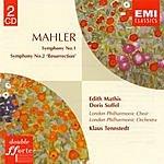 Klaus Tennstedt Symphony No.1 in D Major/Symphony No.2 in C Minor