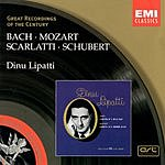 Dinu Lipatti Great Recordings Of The Century: Bach/Mozart/Scarlatti/Schubert
