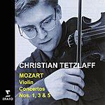 Christian Tetzlaff Violin Concertos Nos. 1, 3 & 5