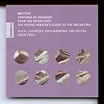 Libor Pesek Sinfonia Da Requiem/Four Sea Interludes/The Young Person's Guide To The Orchestra