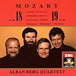 Alban Berg Quartet String Quartets Nos.18 & 19