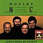 Alban Berg Quartet String Quartets Nos.16 & 17