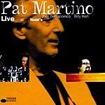 Pat Martino Live At Yoshi's