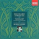 Rudolf Kempe Orchestral Works