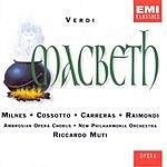 Riccardo Muti Macbeth (Opera In Four Acts)