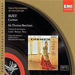 Sir Thomas Beecham Great Recordings Of The Century: Carmen (Opera In Four Acts)