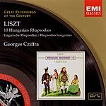 György Cziffra Great Recordings Of The Century: 10 Hungarian Rhapsodies