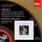 Sir Thomas Beecham Delius: Orchestral Works
