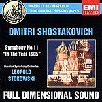 Leopold Stokowski Symphony No.11 in G Minor, 'In The Year 1905'