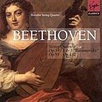 Borodin String Quartet String Quartets- Op.59/1 & 3 'Razumovsky'/Op.95 - Op.132
