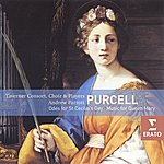 Andrew Parrott Odes For St. Cecilia's Day/Music For Queen Mary