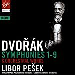 Libor Pesek Symphonies 1-9 & Orchestral Works