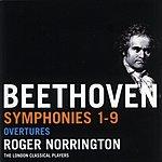 Sir Roger Norrington Symphonies 1-9/Overtures