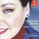 Stephanie Blythe Handel And Bach Arias