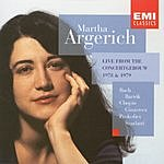 Martha Argerich Live From The Concertgebouw, 1978 & 1979