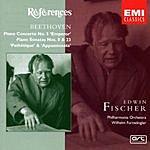 Edwin Fischer Piano Concerto No.5 'Emperor'/Piano Sonatas Nos.8 'Pathetique' & 23 'Appassionata'