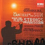 Emmanuel Pahud The Canticle Of The Sun/Music For Flute, Strings & Percussion