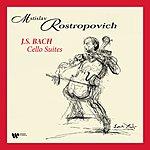 Mstislav Rostropovich Cello Suite Nos.1-6