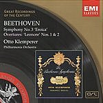 Otto Klemperer Great Recordings Of The Century: Symphony No.3 'Eroica'/Leonore Overture Nos.1 & 2