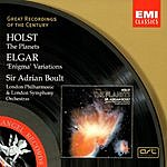 Sir Adrian Boult Great Recordings Of The Century: The Planets/'Enigma' Variations