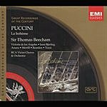 Sir Thomas Beecham Great Recordings Of The Century: La Boheme (Opera In Four Acts)
