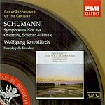 Wolfgang Sawallisch Great Recordings Of The Century: Symphonies No.1-4/Overture, Scherzo & Finale