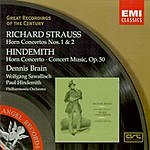 Dennis Brain Great Recordings Of The Century: Horn Concertos