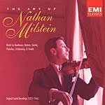 Nathan Milstein The Art Of Nathan Milstein: Original Capitol Recordings (1955-1966)